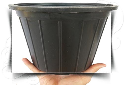 گلدان پلاستیکی سطل 4