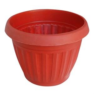 گلدان پلاستیکی متوسط