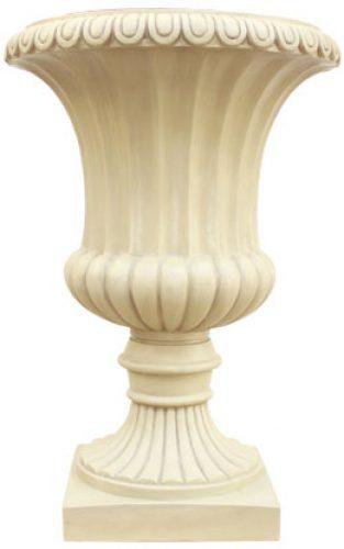 گلدان پلاستیکی طرح سنگ
